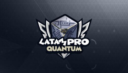 【海外大会】Latam Pro Quantum Series #12【遊戯王デュエルリンクス】